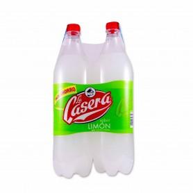 La Casera Sabor a Limón- (2 Unidades) - 3L