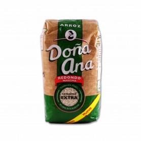 Doña Ana Arroz Redondo Marisma Categoría Extra - 1kg