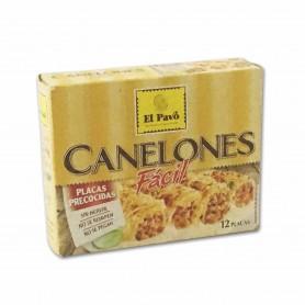 El Pavo Pasta para Canelones Instantáneo - (12 Unidades) - 80g
