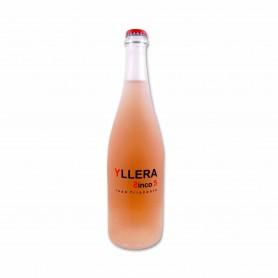 Yllera 5.5 Vino Rosé Frizzante - 75cl