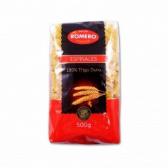Romero Pasta Espirales - 500g