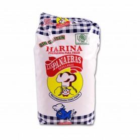Las Panaeras Sevillanas Harina Preparadapara Freir - 1kg