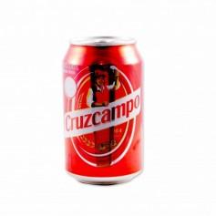 Cruzcampo Cerveza - 33cl