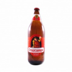 Cruzcampo Cerveza - 1L