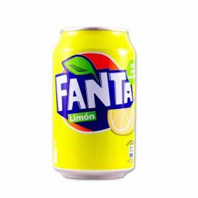 Fanta de Limón - 330ml