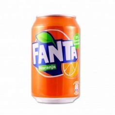Fanta de Naranja - 330ml