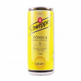 Schweppes Tónica Original - 33cl