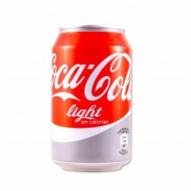 Coca-Cola Light sin Calorias - 330ml