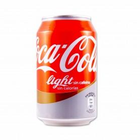 Coca-Cola Light sin Cafeina - 330ml