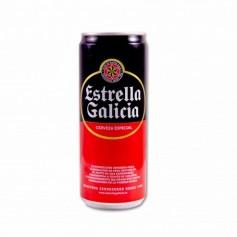 Estrella Galicia Cerveza Especial - 33cl