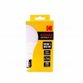 Kodak Bombilla Led E27 - 10W Equivalente a 60W - Luz - 806 Lúmenes