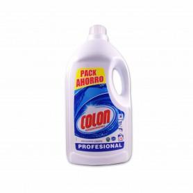 Colon Detergente Profesional para Blancos y Colores - 4,9L