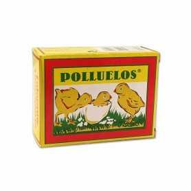 Polluelos Colorante Alimentario - (10 Unidades) -15g