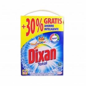 Dixan Detergente Original Total - 3,02kg + 30% Gratis