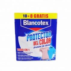 Blancotex Toallitas Protector del Color - (10 Unidades) + 8 Unidades Gratis