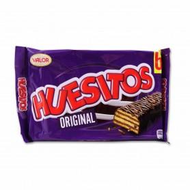 Valor Chocolatinas Huesitos Original - (6 Unidades) - 120g
