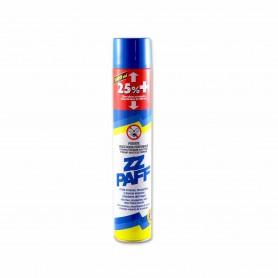 Zz Paff Insecticida Perfumado - 750ml + 20% Gratis