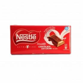 Nestlé Chocolate con Leche Extrafino- 125g