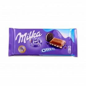 Milka Chocolate con Galletas Oreo - 100g