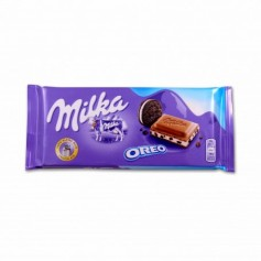 Milka Chocolate con Galletas Oreo - 100g