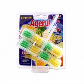 Agerul Bloques Wc Citrus - (2 Unidades) - 100g