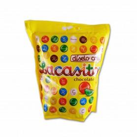 Lacasitos Grageas de Chocolate con Leche Recubierta con Azúcar Coloreado - 190g