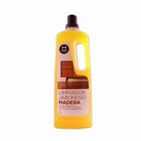 Mayordomo Limpiador Jabonoso para Madera - 1L