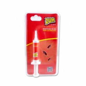 Zum Insecticidas en Gel Cohete para Cucarachas - 10g