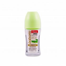 Babaria Desodorante Deo Roll-On Aloe Original - 75ml