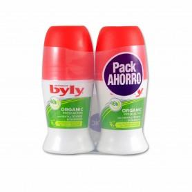 Byly Desodorante Organic Fresh Activo - (2 Unidades) - 100ml