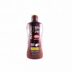 Babaria Aceite Bronceador en Gel de Coco - 200ml + Regalo Bálsamo Aloe