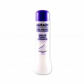 Agrado Crema Suavizante Acondicionadora - 750ml