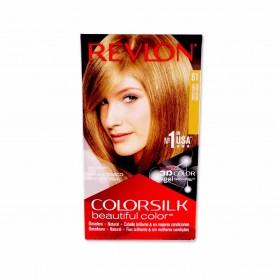 Revlon Tinte Colorsilk 61 Rubio Oscuro - 130ml