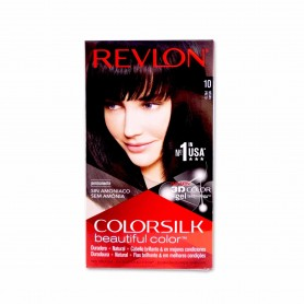 Revlon Tinte Colorsilk 10 Negro - 130ml