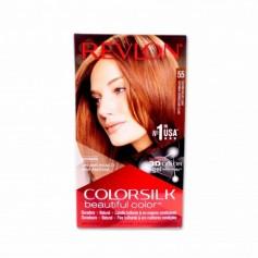 Revlon Tinte Colorsilk 55 Castaño Rojizo Claro - 130ml