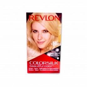Revlon Tinte Colorsilk 80 Rubio Claro Cenizo - 130ml
