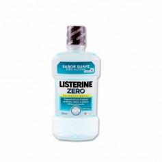 Listerine Enjuague Bucal Menta Suave Zero - 500ml