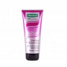 Herbal Bionature Activador de Rizos - 200ml