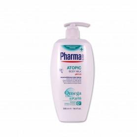 Pharma Line Body Milk Pieles Atópicas o Muy Secas Aloe Vera - 500ml