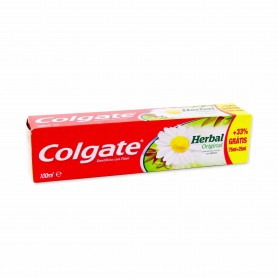 Colgate Pasta de Dientes Herbal Original - 75ml + 33% Gratis
