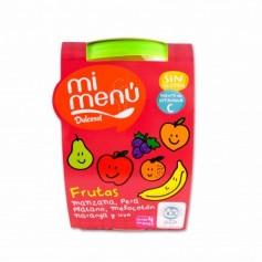Dulcesol Mi Menú Frutas - (2 Unidades) - 400g