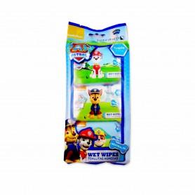 Suavipiel ToallitasHúmedascon Aloe Vera y Camomila Paw Patrol - (30 Unidades)- 3 Paquetes