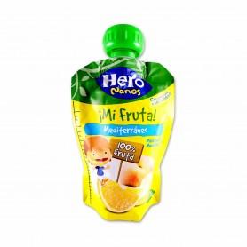 Hero Nanos Mi Fruta Mediterráneo - 100g