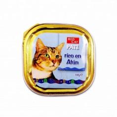 Red Cat Paté Rico en Atún Completo para Gatos - 100g