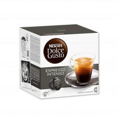 Nescafé Dolce Gusto Expresso Intenso Arábica & Robusta Intensidad 7 - (16 Cápsulas) - 128g  (CAD 30/10/19)