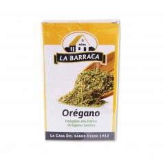La Barraca Orégano - 12g