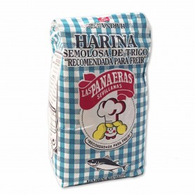 "Las Panaeras Sevillanas Harina de Trigo ""Recomendada para Freir"" - 1kg"