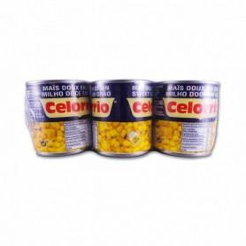 Celorrio Maíz Dulce en Grano - (3 Unidades) - 450g