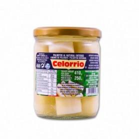 Celorrio Palmitos al Natural Enteros - 410g