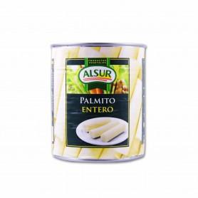 Alsur Palmito Entero - 800g